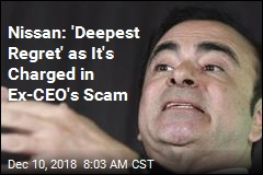 Nissan: 'Deepest Regret' as It's Charged in Ex-CEO's Scam