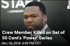 Crew Member Killed on Set of 50 Cent's 'Power' Series