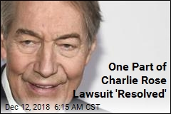CBS Settles With 3 Women Over Charlie Rose