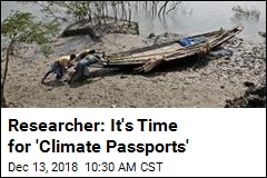 Researcher: Climate Refugees Need a Special Passport