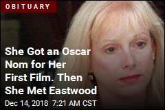 She Got an Oscar Nom for Her First Film. Then She Met Eastwood