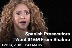 Shakira Faces $16M Bill for Alleged Tax Evasion