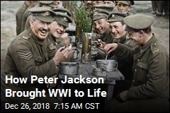 How Peter Jackson Brought WWI to Life
