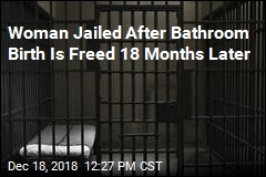 Woman Jailed After Bathroom Birth Is Freed 18 Months Later