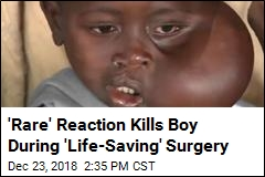 Boy Brought to America Dies During 'Life-Saving' Surgery