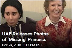 UAE Releases Photos of 'Missing' Princess