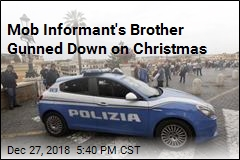 Mob Informant's Brother Gunned Down on Christmas