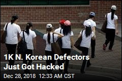 Hackers Steal Details of 997 N. Korean Defectors