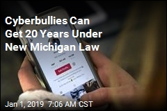 Michigan Law Makes Cyberbullying a Crime