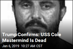 Trump Confirms: USS Cole Mastermind Is Dead