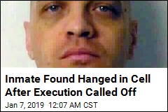 Inmate Found Dead Months After Execution Called Off