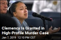 Clemency for Cyntoia Brown