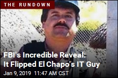 Huge Reveal in El Chapo Trial: FBI Flipped His IT Guy