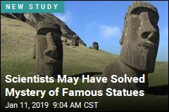 An Easter Island Mystery May Be Solved
