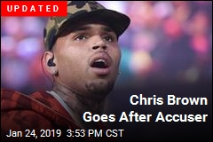 Chris Brown Wants Paris Accuser Prosecuted
