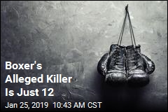 Boy, 12, Allegedly Kills Boxer With 'Heart of Gold'