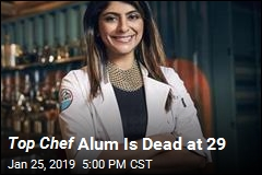 Top Chef Alum Is Dead at 29