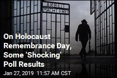 On Holocaust Remembrance Day, Some 'Shocking' Poll Results