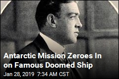 Antarctic Mission Zeroes In on Famous Doomed Ship