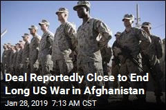 Deal Could End America's Long War in Afghanistan