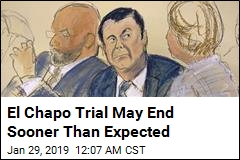 El Chapo Trial May End Sooner Than Expected