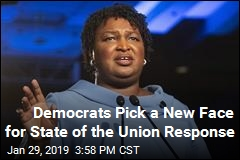 Democrats Pick a New Face for State of the Union Response