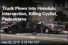 Truck Plows Into Honolulu Intersection, Killing 3