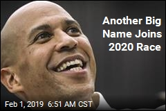 Another Big Name Joins 2020 Race