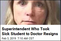 Superintendent Who Got Meds for Sick Student Resigns