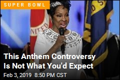 This Anthem Controversy Is Not What You'd Expect