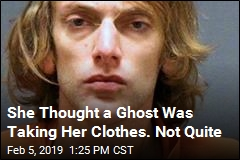 Fearing a Clothes-Stealing Ghost, She Opened the Closet