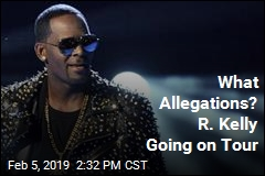 Despite Allegations, R. Kelly Going on Tour