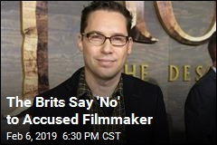 The Brits Say 'No' to Accused Filmmaker