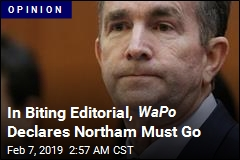 It's Time for Ralph Northam to Resign