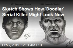 New Sketch of 'Doodler' Serial Killer Released