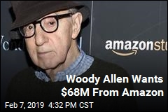 Woody Allen Sues Amazon