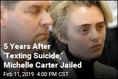 5 Years After 'Texting Suicide,' Michelle Carter Jailed