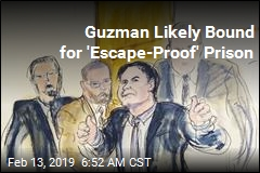 Guzman Likely Bound for 'Escape-Proof' Prison