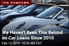 7M of Us Are Behind on Our Car Loans. Is It a Red Flag?