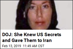 She Defected From US to Iran, Is Now Accused of Spying for It