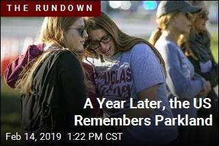 One Year Later, Country Remembers Parkland