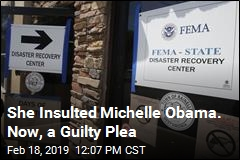She Insulted Michelle Obama. Now, a Guilty Plea