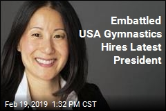 USA Gymnastics Names 4th President in 2 Years
