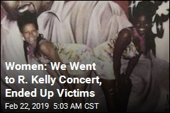Women: We Went to R. Kelly Concert, Ended Up Victims