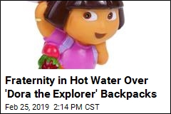 Fraternity Suspended Over 'Dora the Explorer' Hazing