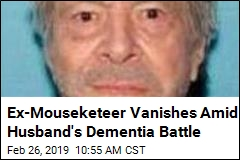 Ex-Mouseketeer Vanishes Amid Husband's Dementia Battle