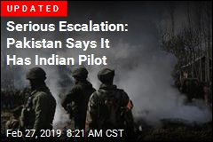 Pakistan Says It Shot Down 2 Indian Planes