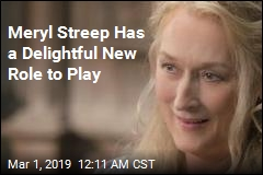 Meryl Streep Becomes a Grandma for the First Time