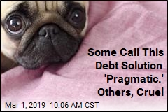 Debt Collector's 'Pragmatic Solution': Sell Family's Dog
