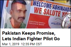 Pakistan Keeps Promise, Lets Indian Fighter Pilot Go